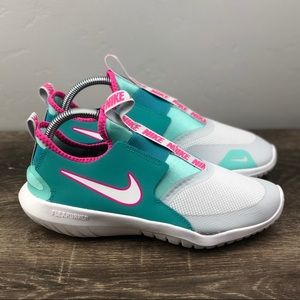 NEW Nike Flex Runner Aqua